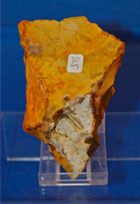 Mesolithic flint Hand Axe / Borer from Suffolk. SOLD